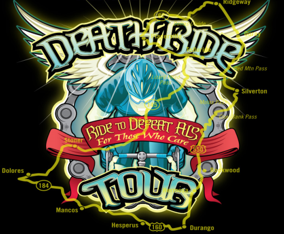 Death Ride Tour 2016
